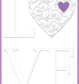 Pictura - Love Anniversary Card