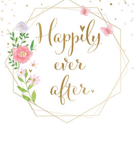 Pictura - Wedding Card - Happily Ever After