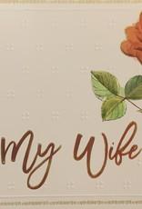 Pictura Pictura - Wife Anniversary Card