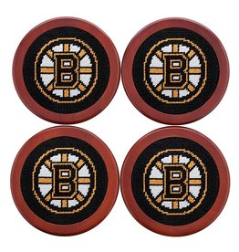 Smathers & Branson - Coaster Set of 4 Bruins