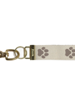 Marshes, Fields & Hills - Key Chain Paw Print