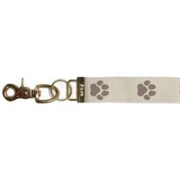 Marshes, Fields & Hills - Key Chain Paw Print