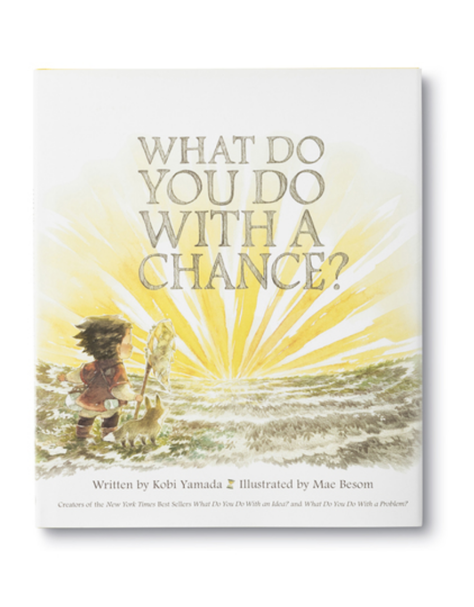 Compendium - Greeting Cards Compendium - What Do You Do With A Chance?