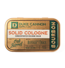 Duke Cannon - Traveling Colonge Bourbon