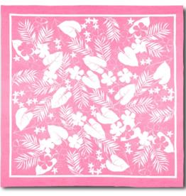 Beach Road Designs - Beach Sheets Flowers - Pink