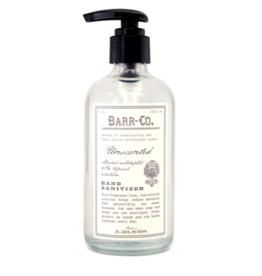 Barr Co 8oz Unscented Liquid Hand Sanitizer