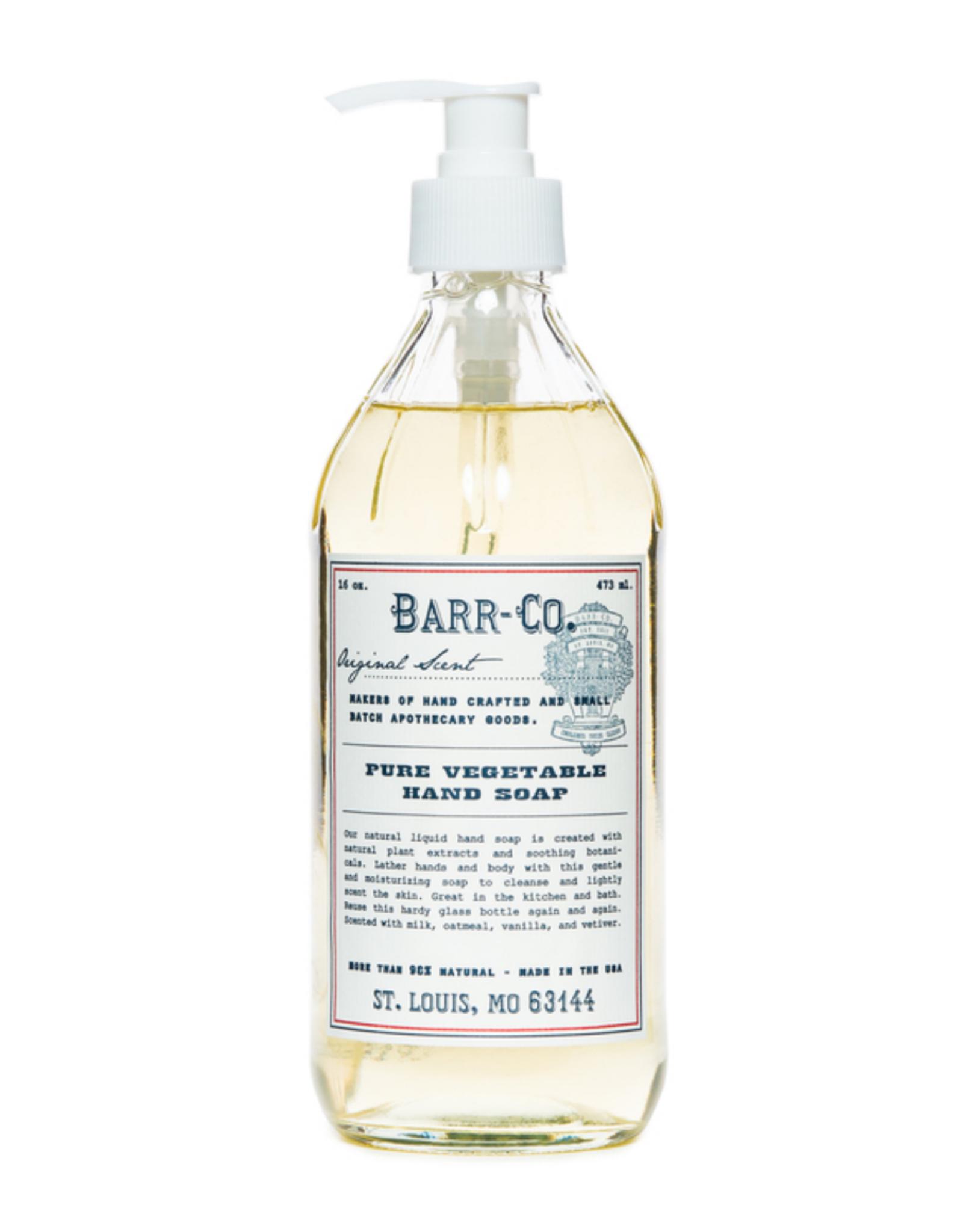 Barr Co Barr Co Original Scent Hand Soap