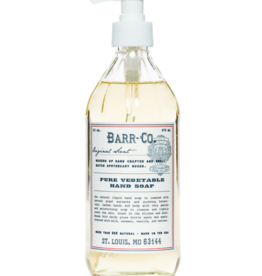 Barr Co Original Scent Hand Soap