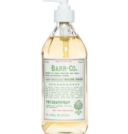 Barr Co Barr Co Fir & Grapgefruit Hand Soap