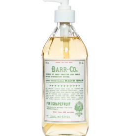 Barr Co Fir & Grapgefruit Hand Soap
