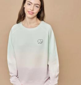 Ivory Ella - Alissa Dip Dye Sweatshirt