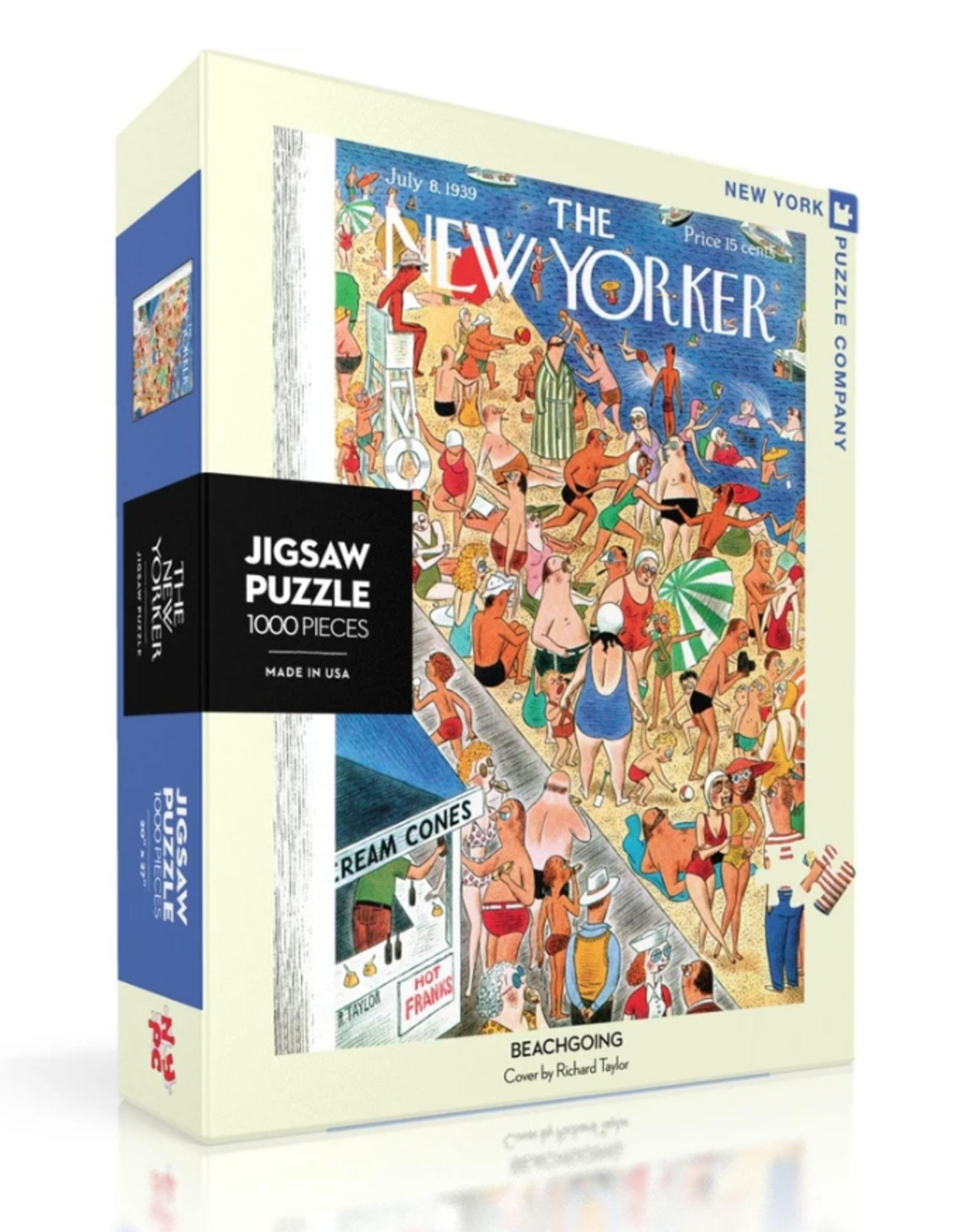 NY Puzzle NY Puzzle - Beachgoing 1000pc