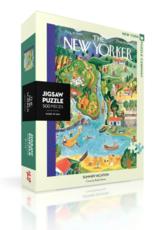 NY Puzzle NY Puzzle - Summer Vacation 500pc