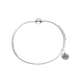 LeStage LeStage - The Classic Cape Cod Bracelet - Sterling Silver with a Sterling Silver Ball