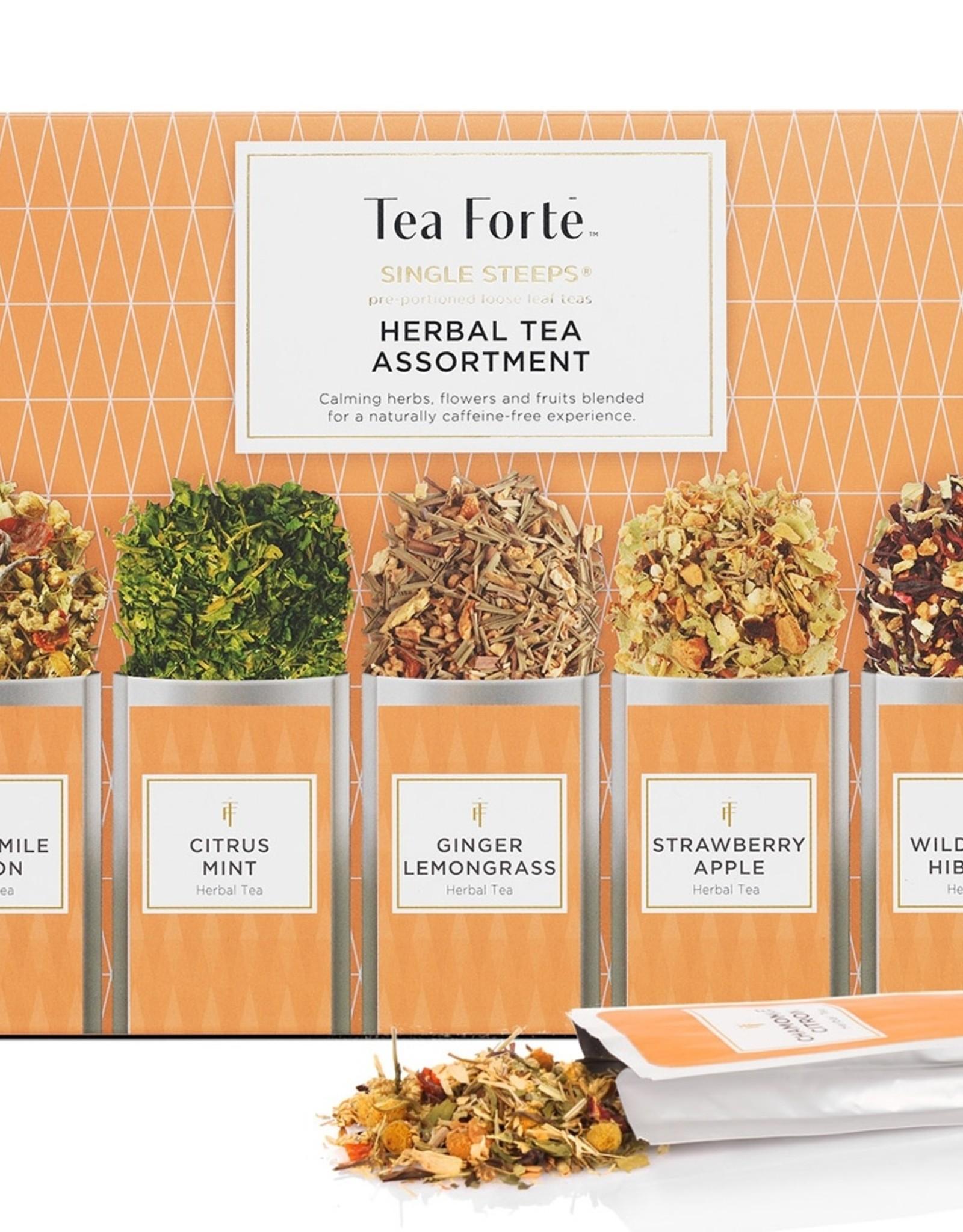 Tea Forte Tea Forte - Single Steeps Herbal