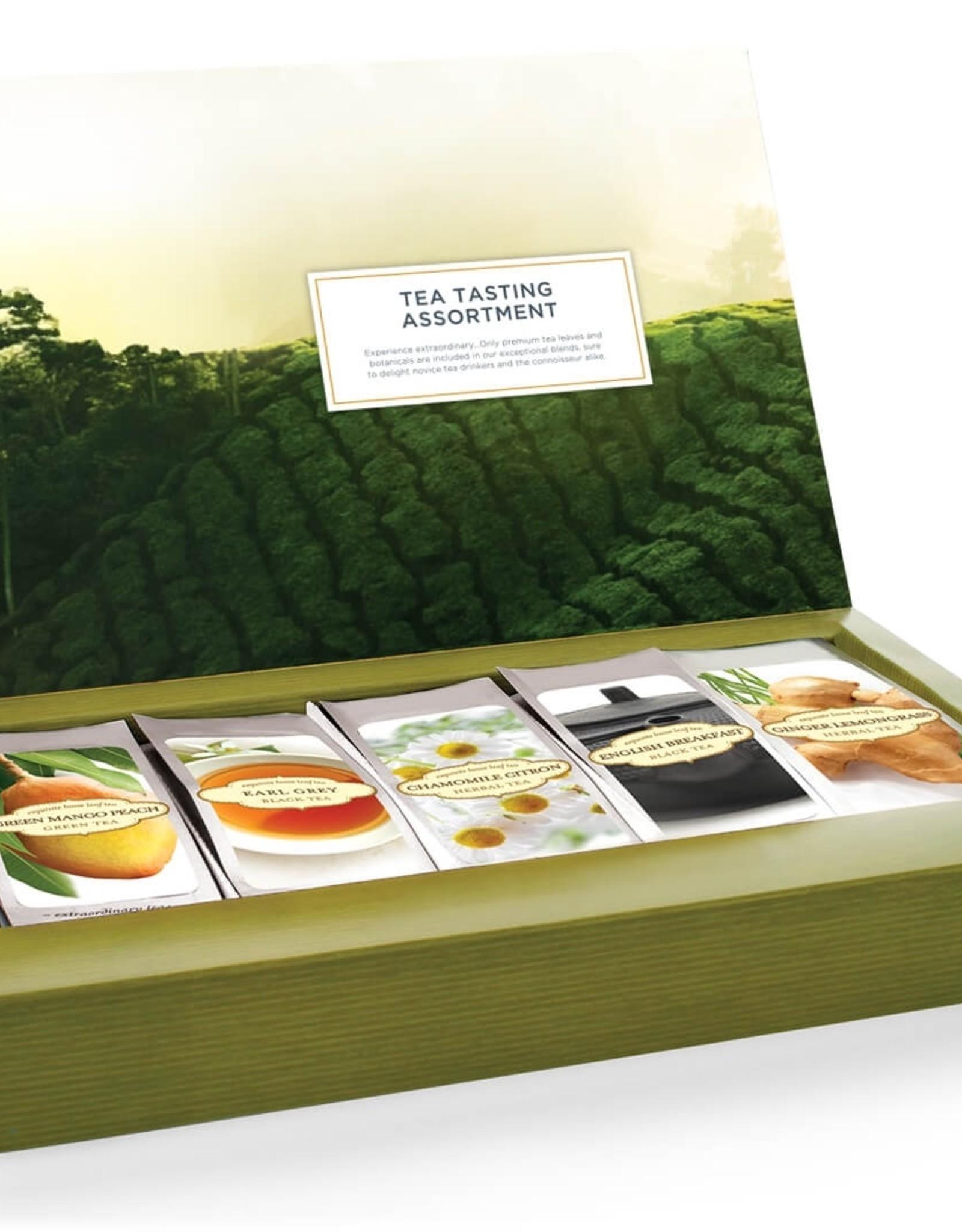 Tea Forte Tea Forte - Single Steeps Tea Tasting