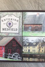 Screencraft Screencraft - Coaster Set of 4pcs Medfield