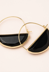 Scout Curated Wears Scout Curated Wears - Stone Prism Hoop Stone of Purification