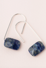 Scout Curated Wears Scout Curated Wears - Floating Stone Earring Stone of Truth