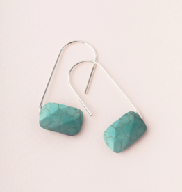 Scout Curated Wears Scout Curated Wears - Floating Stone Earring Stone of the Sky