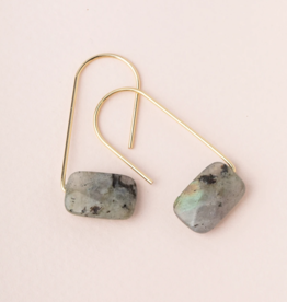 Scout Curated Wears - Floating Stone Earring Stone of Magic