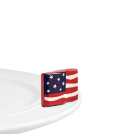 Nora Fleming Nora Fleming Charm - American Flag
