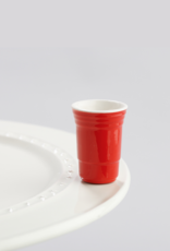 Nora Fleming Nora Fleming Charm - Red Solo Cup