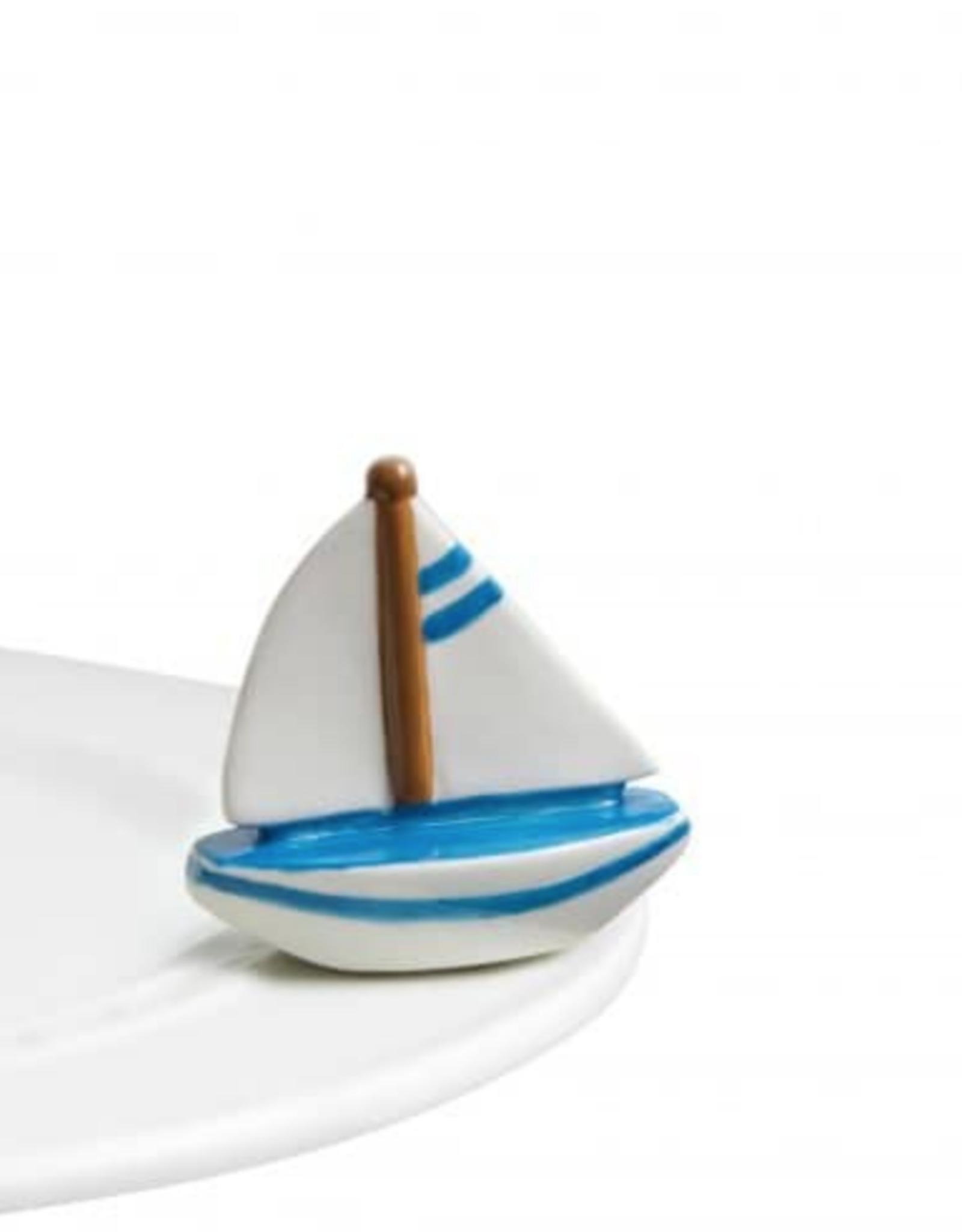 Nora Fleming Nora Fleming Charm - Sailboat