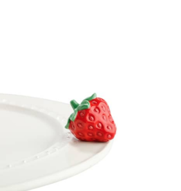 Nora Fleming Nora Fleming Charm -  Strawberry