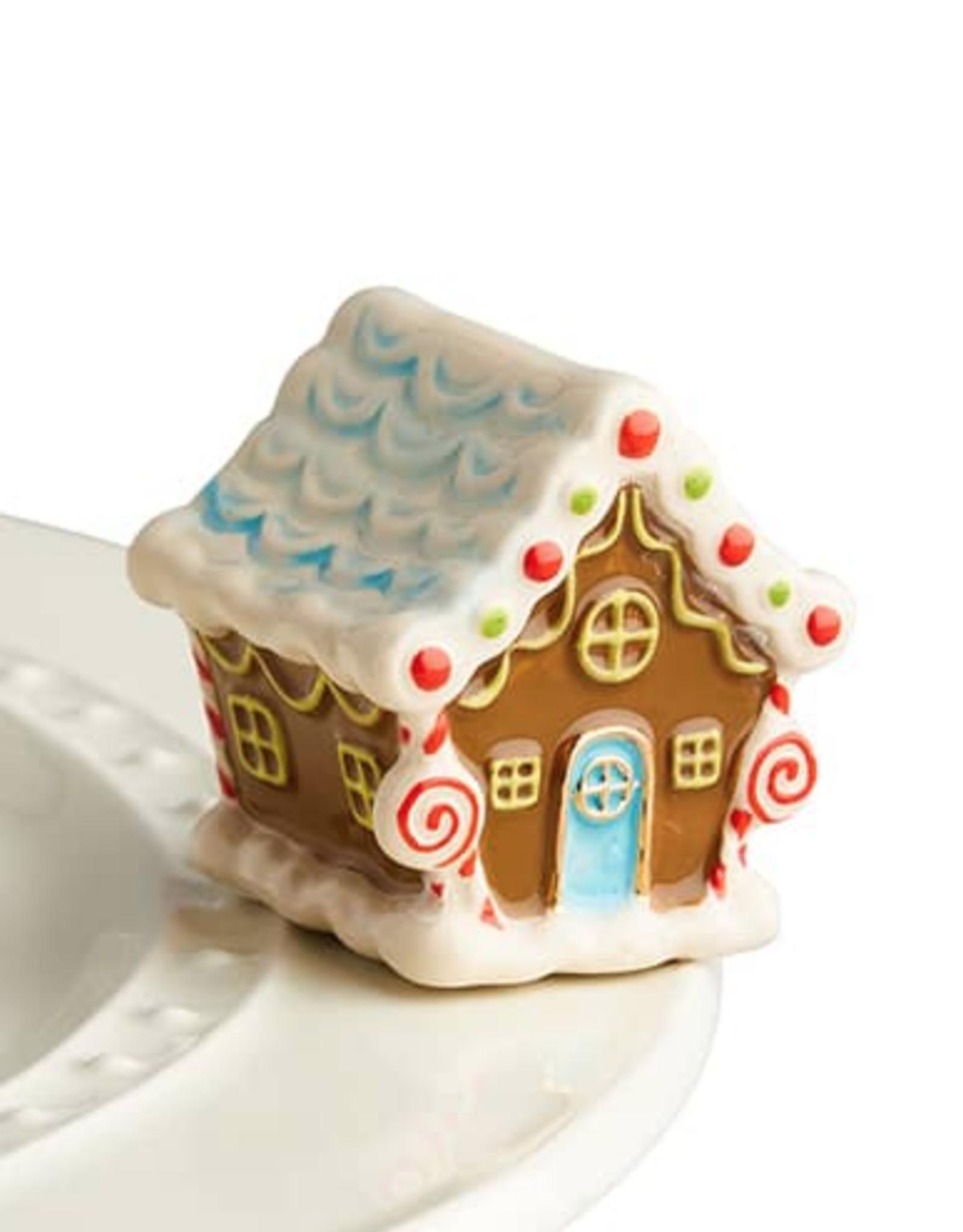 Nora Fleming Nora Fleming Charm - Gingerbread House