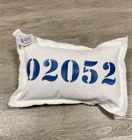 """Marshes, Fields & Hills - 02052 12"""" x 18"""" Pillow"""