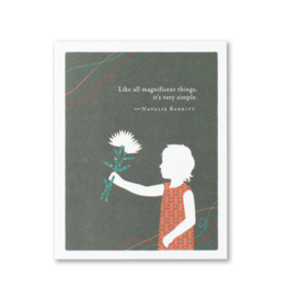 Compendium - Mothers Day Card - 6544