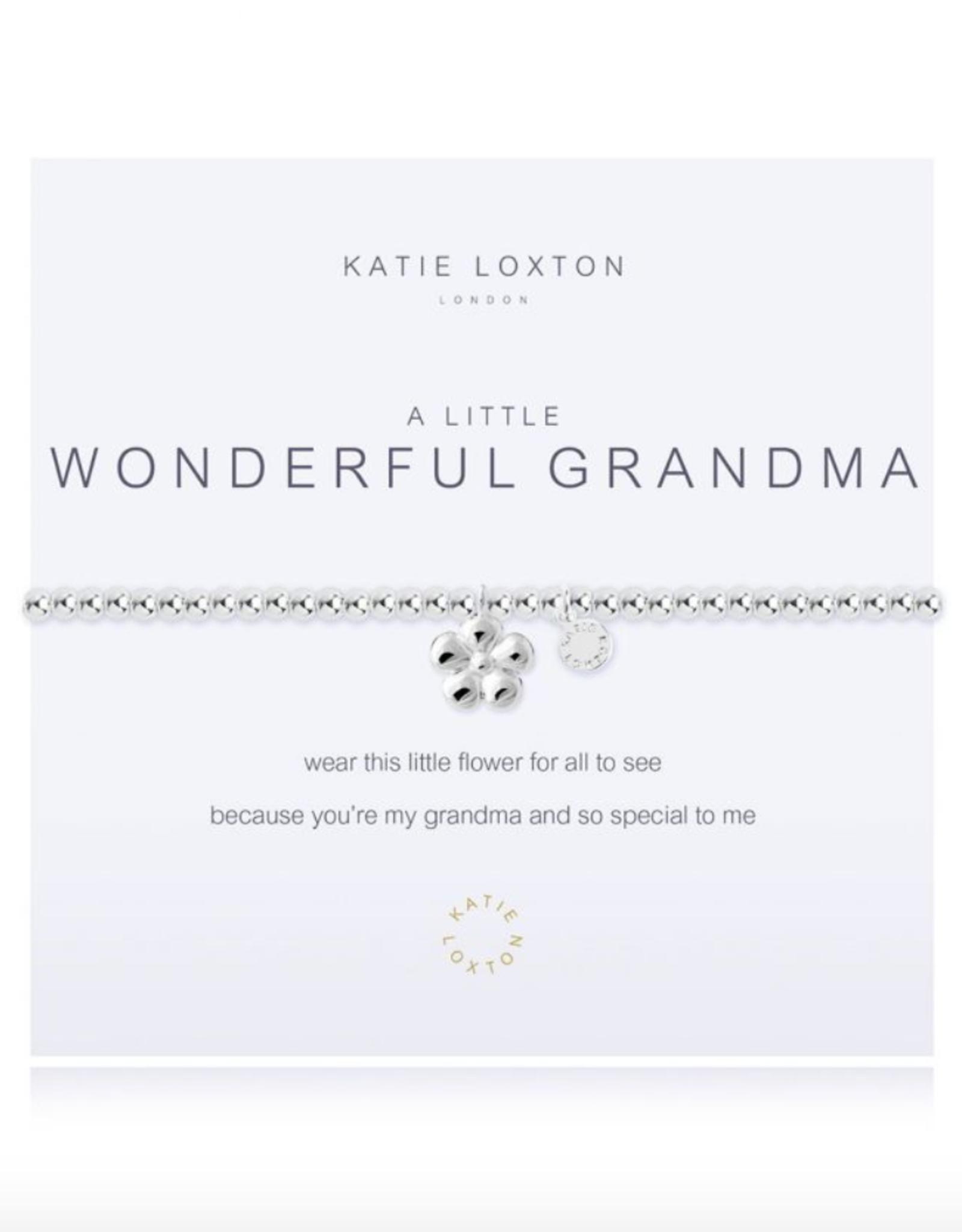 Katie Loxton Katie Loxton - A Little  Wonderful Grandma