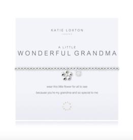 Katie Loxton - A Little  Wonderful Grandma
