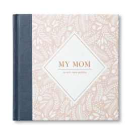 Compendium - Greeting Cards Compendium - My Mom In Her Own Words