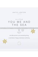 Katie Loxton Katie Loxton - A Little You Me And The Sea Bracelet