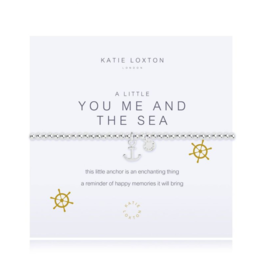 Katie Loxton - A Little You Me And The Sea Bracelet