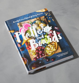 Hachette Book Group Platters and Boards Cook Book