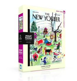 NY Puzzle NY Puzzle - Canine Couture 1000pc Puzzle