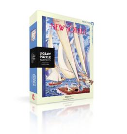 NY Puzzle NY Puzzle - Regatta 1000pc Puzzle