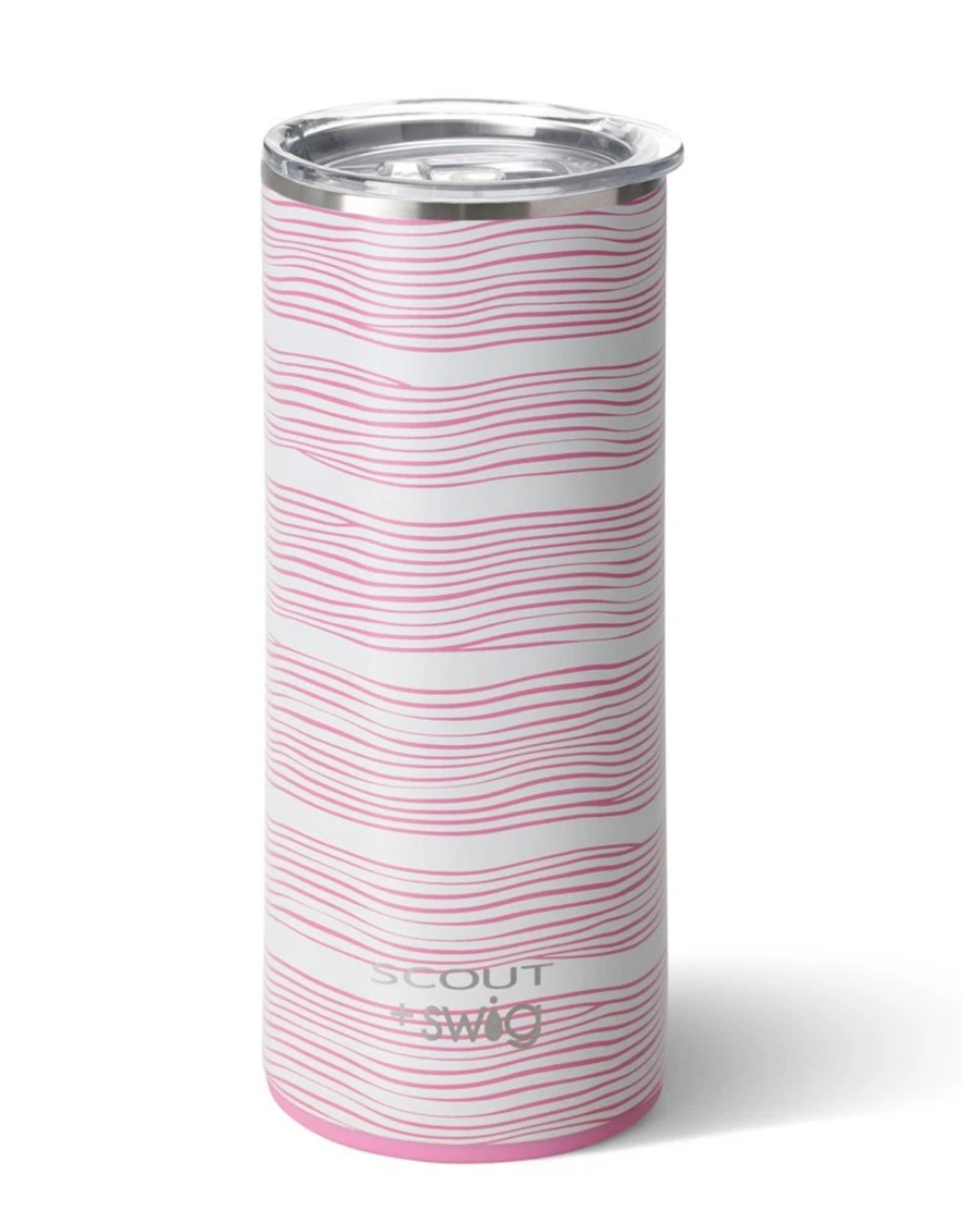 SWIG Swig - 20oz Tumbler- SCOUT- Wavy Love