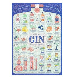 Wild and Wolf Wild and Wolf - Gin Lovers Jigsaw Puzzle