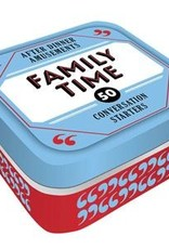 Hachette Book Group Game Tins - Family Time