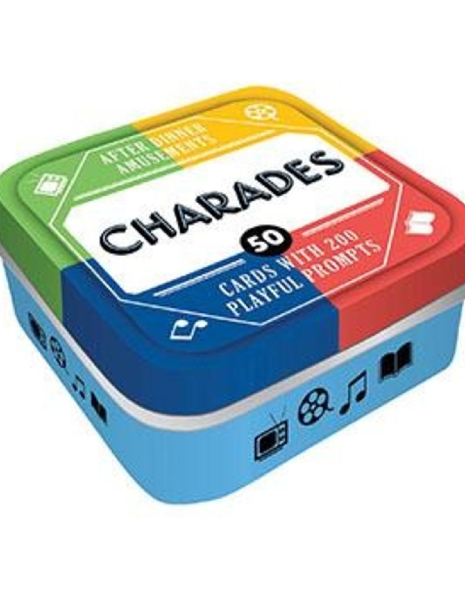 Game Tins - Charades