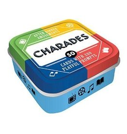 Hachette Book Group Game Tins - Charades