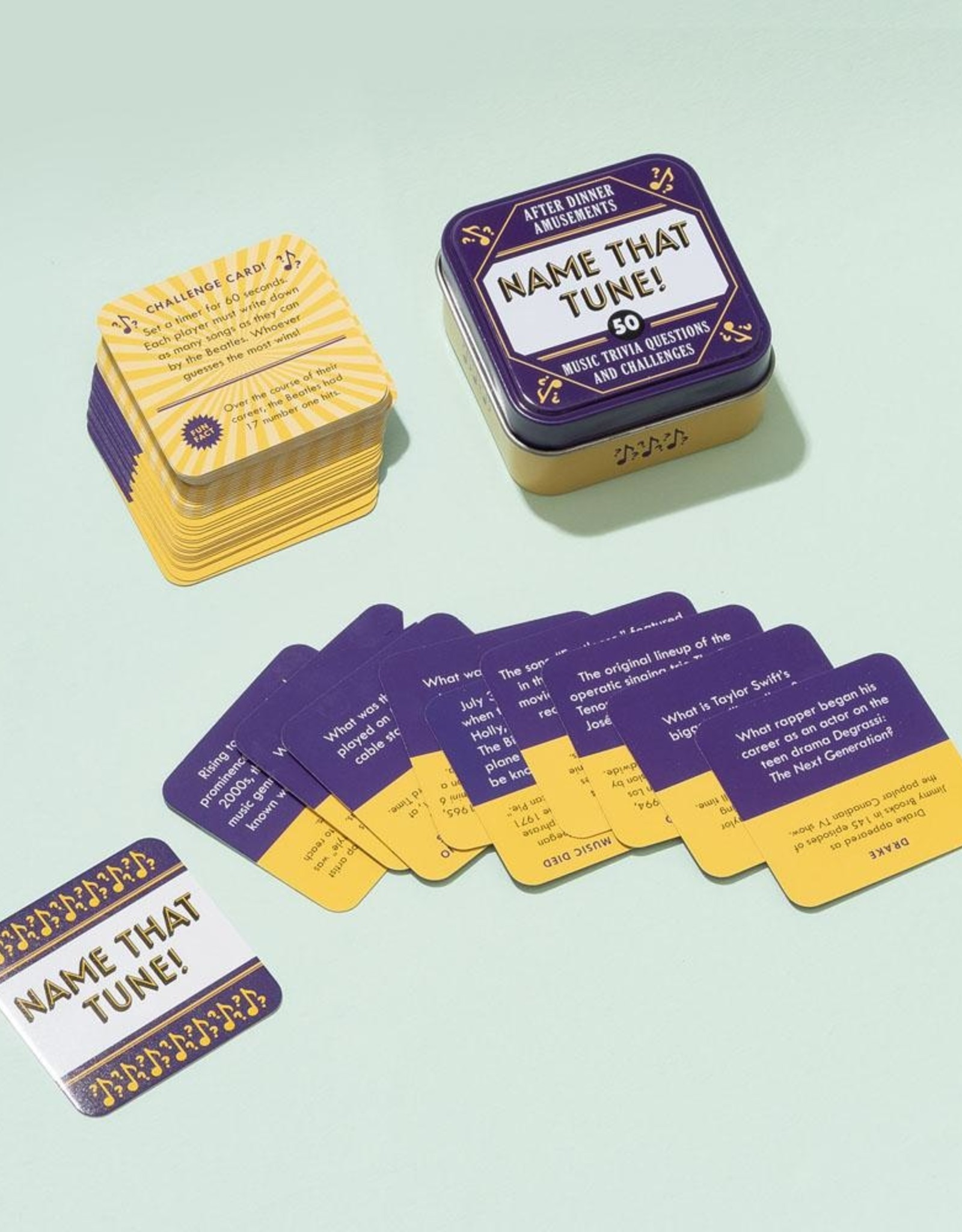 Hachette Book Group Game Tins - Name That Tune!