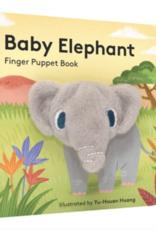 Baby Elephant Finger Puppet Book