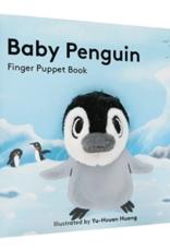 Hachette Book Group Baby Pengiun Finger Puppet Book