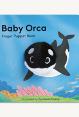 Hachette Book Group Baby Orca Finger Puppet Book