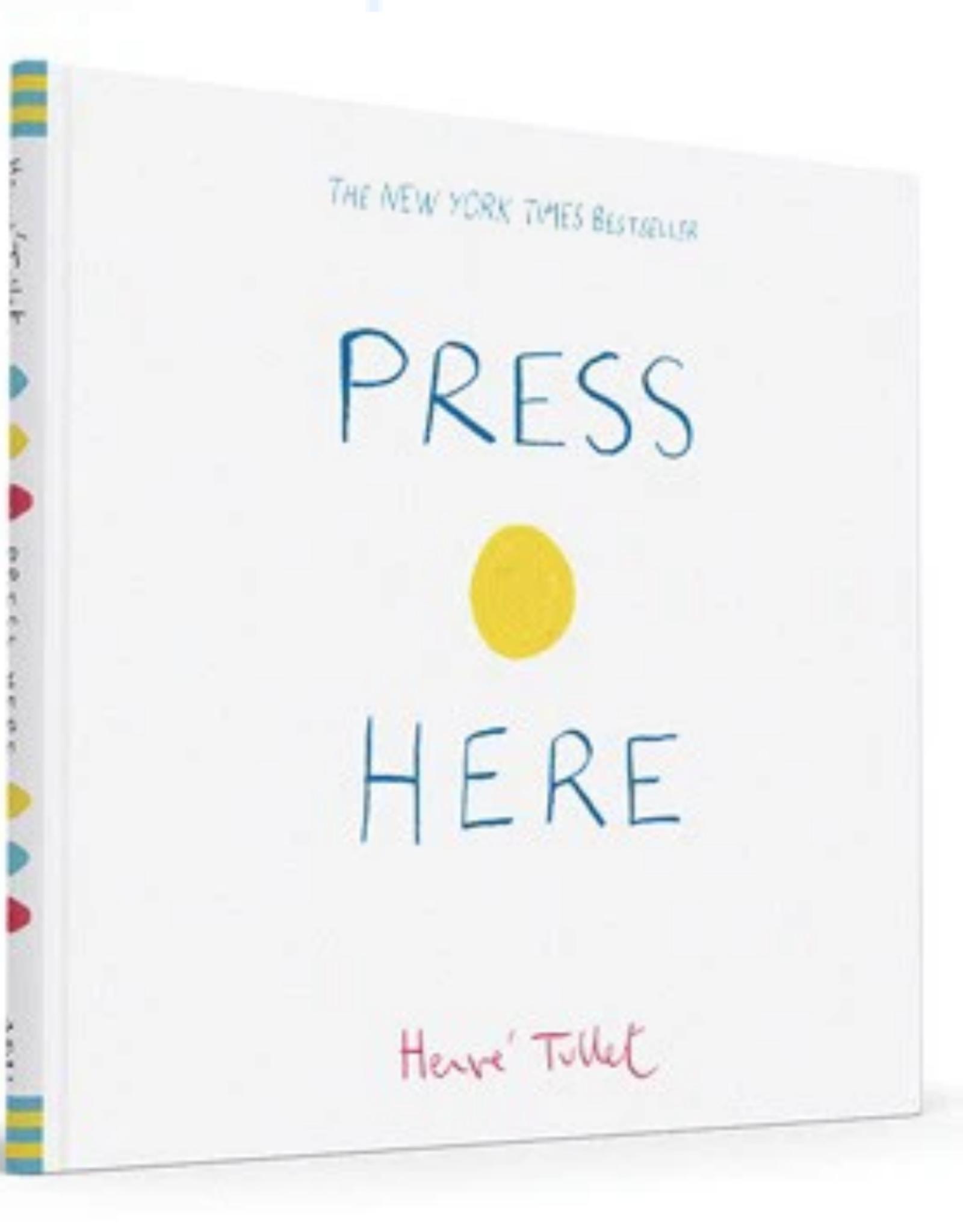 Press Here Book